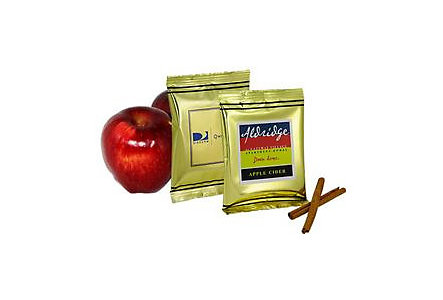 Hot Apple Cider Mix Packets