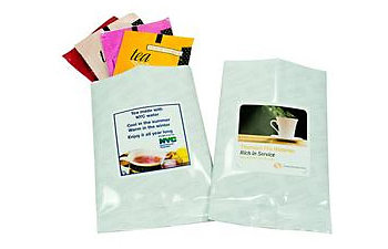 FLAVORED TEA SAMPLER PACKTETS