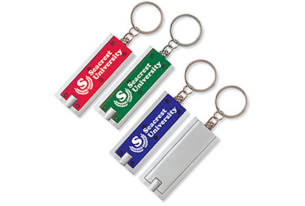 Razor Light Key Tag