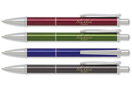 Enterprise Stainless Pen