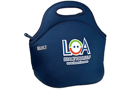 Built® Gourmet Getaway Lunch Tote