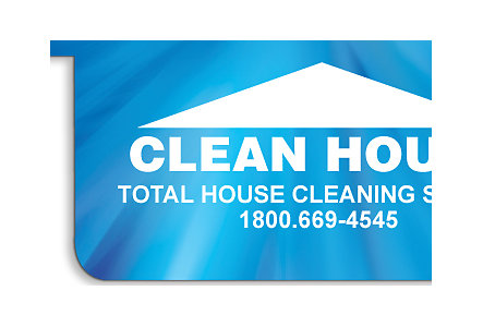 House Magnet Full Color Print
