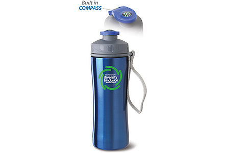 Compass Hydration Ss Bottle 20 Oz