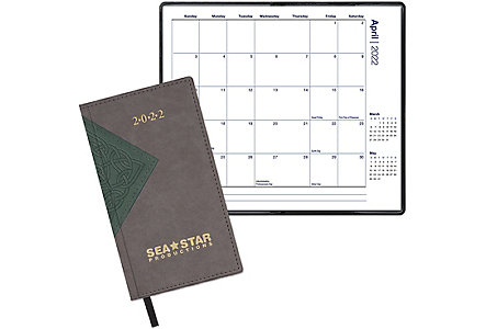 Quest Pocket Calendar Monthly