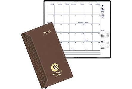 Avalon Pocket Calendar Monthly