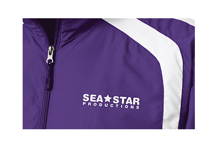 Sport-Tek Colorblock Jacket  Adult