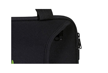 Soft Sided Electronics Pouch