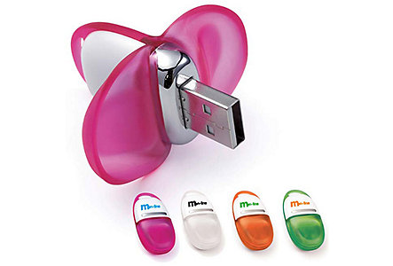 Bugsy Usb 2.0 Flash Drive 1Gb