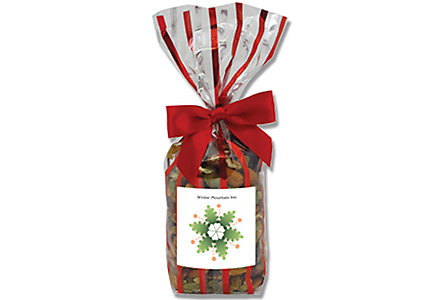 10Oz Cranberry Nut Mix Gift Bag