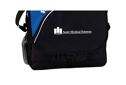 Collegiate Messenger Bag