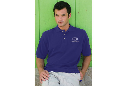 Velocity Cotton Pique Polo