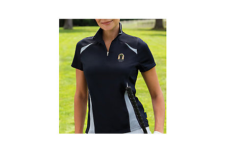 Ladies Vansport Body Mapped Polo