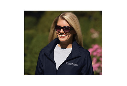 Ladies Lightweight Hooded Jacket