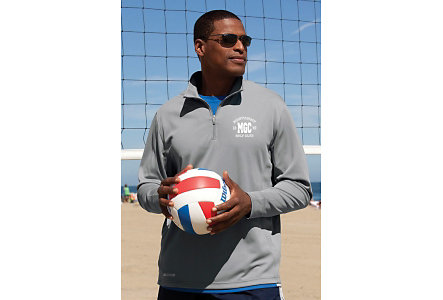 Vansport Mesh 1/4 Zip Tech Pullover