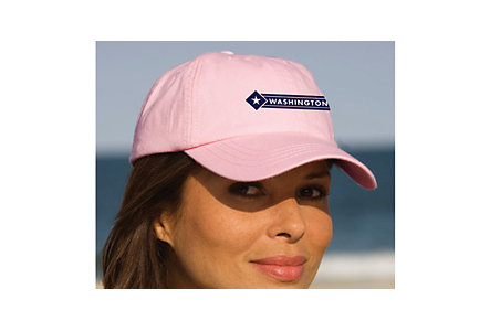Womens Lightweight Twill Cap