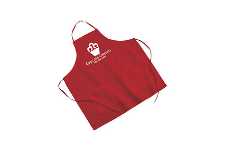 Colored Poly Cotton Twill Apron