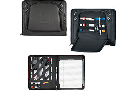 Elleven Zippered Padfolio