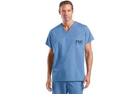 Cornerstone V-Neck Scrub Top