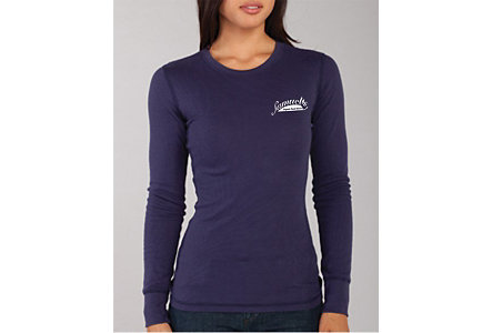 Ladies 4.7 Oz Long Sleeve Thermal