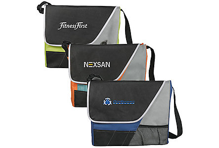 The Rhythm Messenger Bag