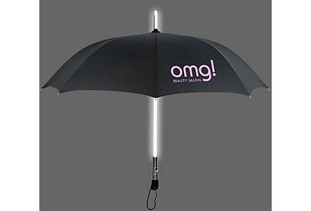 Led Shaft Umbrella