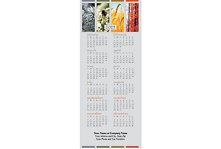 Four Seasons Economy Calendar