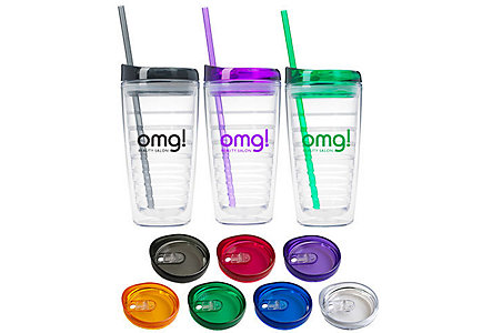 Double Wall Tumbler 16 Oz