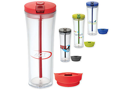 Hot & Cold Tower Tumbler 20 Oz.