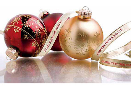 Ornaments Holiday Card