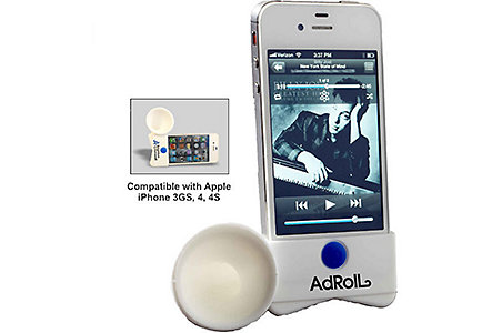 Silicone Megaphone For Iphone/Ipod