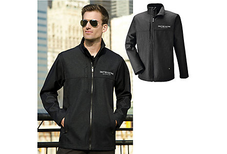 Men's Textured City Jacket