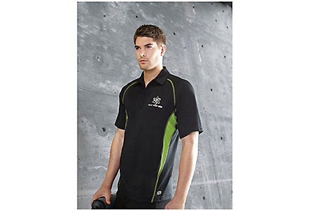 Serac Men's Utk Cool.Logik Polo