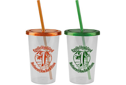 Travel Tumbler Single Wall 20 Oz