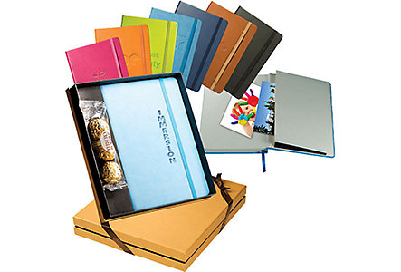 Chocolates & Journal Gift Set