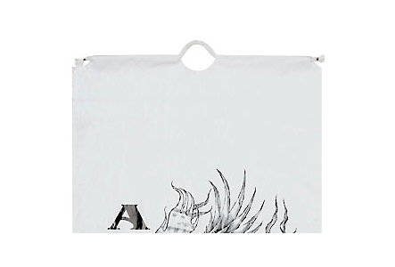Cotton Drawstring Bag 11X15x4