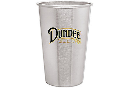 Stainless Steel Pint 16 Oz.