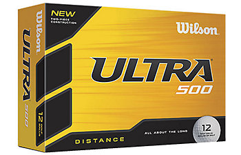 WILSON® ULTRA DISTANCE GOLF BALL