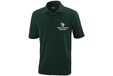 polo performance pique embroidered