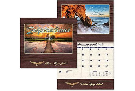 Inspirations Luxe Wall Calendar