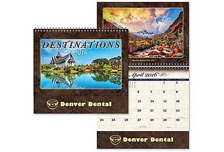 Luxe Destinations Calendar