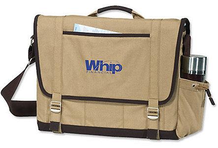 heritage computer messenger bag