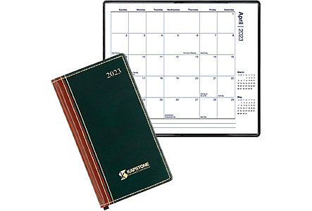 Richford Pocket Calendar Monthly
