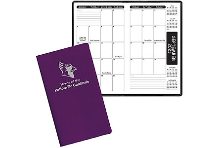 Lexington Acad.Pocket Planner Mnth