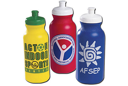 Budget Fitness Bottle 20 Oz.