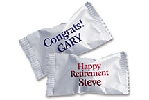 Custom Wrapper Hospitality Mints