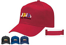 Low Profile Golf Cap