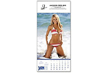 Swimsuit Large Photo Wall Calendar