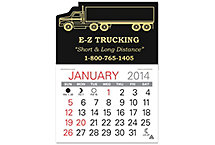 Semi Truck Value Stick Calendar