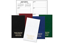 Leatherette Weekly Planner