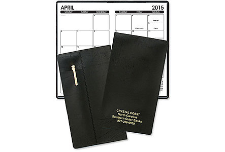 Seville Monthly W/ Pen Sleeve
